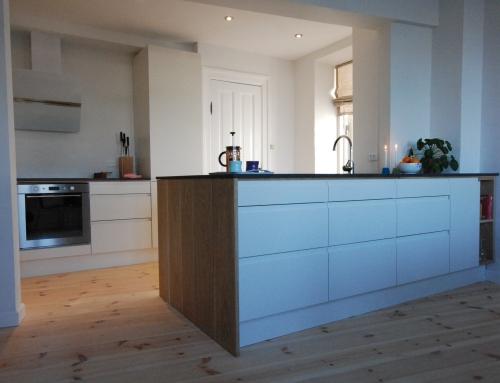 Etablering af køkken alrum, 8000 Aarhus C